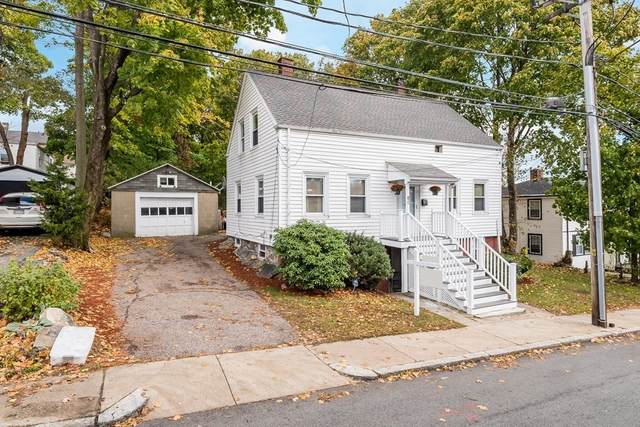 60 Fremont Street, Boston, MA 02126 (MLS #72749680) :: EXIT Cape Realty
