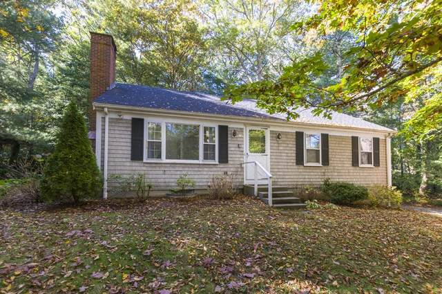 10 Windswept Dr, Sandwich, MA 02563 (MLS #72749682) :: The Gillach Group