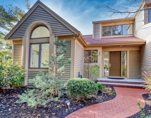 7 Wainwright Road #69, Winchester, MA 01890 (MLS #72749697) :: Cosmopolitan Real Estate Inc.