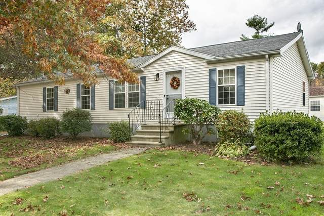 9 Daphne Way, Carver, MA 02330 (MLS #72749698) :: The Gillach Group