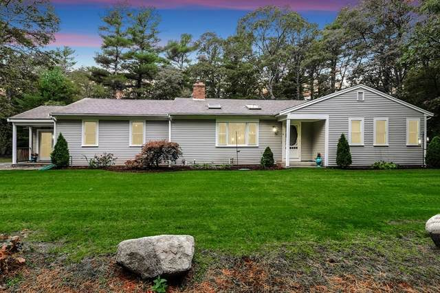 119 Indian Trail, Barnstable, MA 02632 (MLS #72749713) :: The Gillach Group