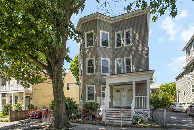 11 Elmwood St #11, Somerville, MA 02144 (MLS #72749743) :: Ponte Realty Group