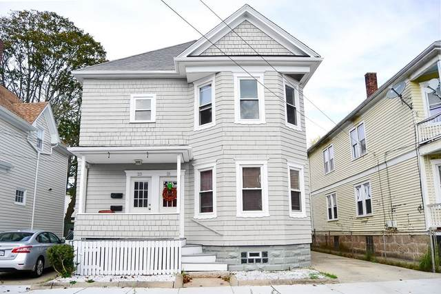 21-23 Valentine St, New Bedford, MA 02744 (MLS #72749751) :: The Gillach Group