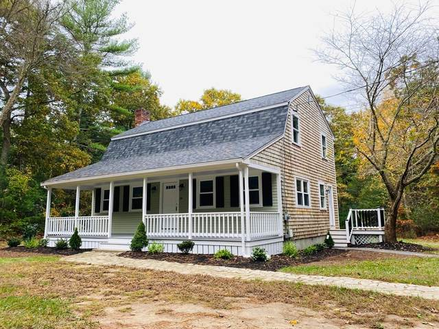 66 Forrest St, Berkley, MA 02779 (MLS #72749766) :: The Gillach Group