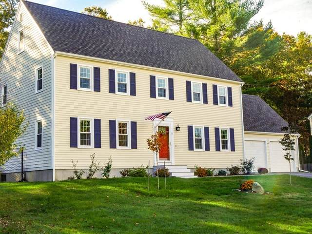 33 Joanne Dr, Marion, MA 02738 (MLS #72749778) :: The Gillach Group