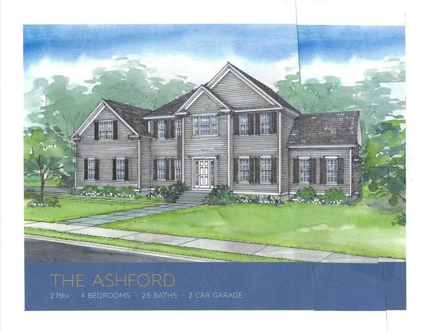Lot 60 Locust Hill Drive, Mendon, MA 01756 (MLS #72749780) :: The Gillach Group