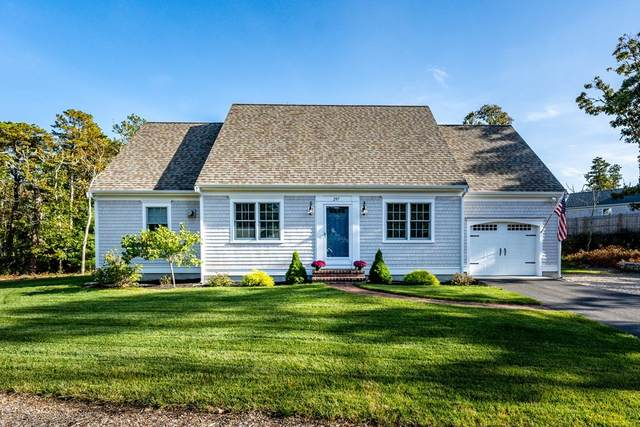 297 Depot Rd, Harwich, MA 02645 (MLS #72749786) :: The Gillach Group