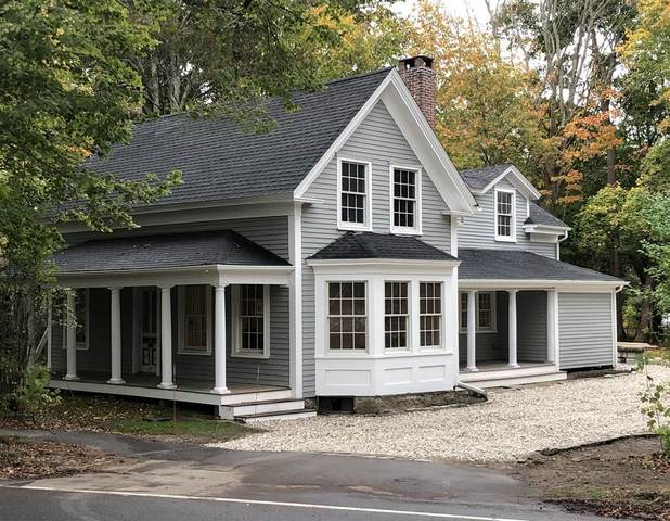 160 Locust St, Falmouth, MA 02540 (MLS #72749790) :: Maloney Properties Real Estate Brokerage
