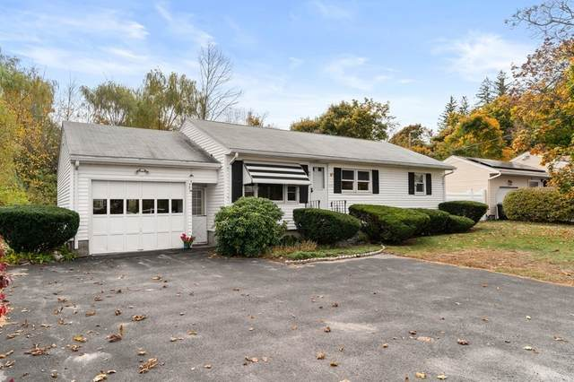 207 Howe St, Methuen, MA 01844 (MLS #72749792) :: The Gillach Group
