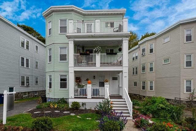 69 Seymour St #2, Boston, MA 02131 (MLS #72749801) :: The Gillach Group