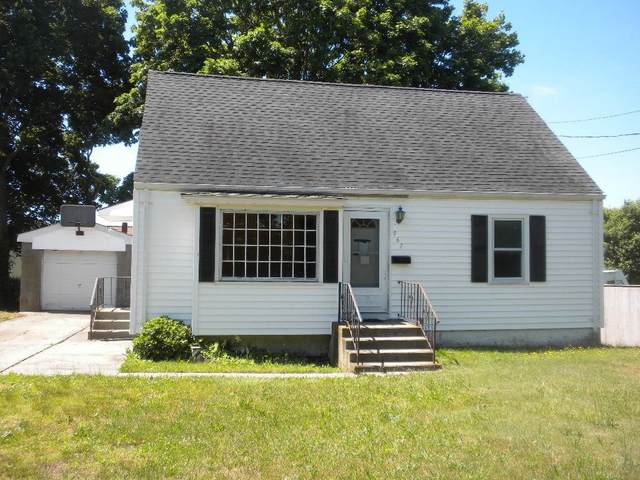 967 Wilbur Avenue, Somerset, MA 02725 (MLS #72749803) :: The Gillach Group