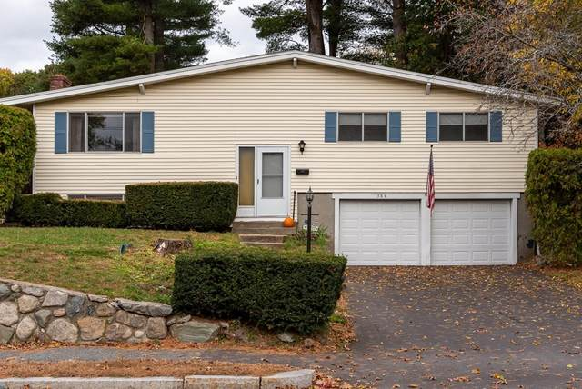 384 Old Connecticut Path, Framingham, MA 01701 (MLS #72749827) :: The Gillach Group
