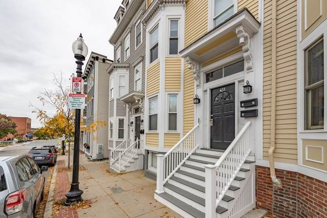 431 Bunker Hill St #3, Boston, MA 02129 (MLS #72749829) :: EXIT Cape Realty