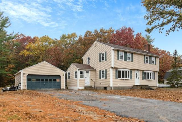 60 Ronald Dr, Tewksbury, MA 01876 (MLS #72749832) :: The Gillach Group