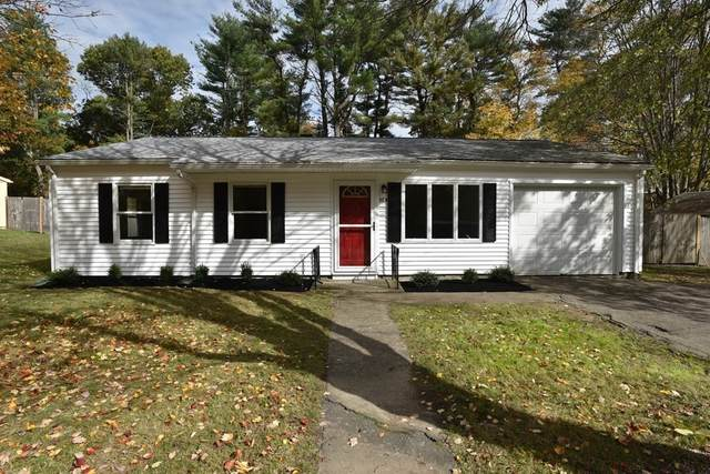 576 Beech St, Rockland, MA 02370 (MLS #72749851) :: Zack Harwood Real Estate | Berkshire Hathaway HomeServices Warren Residential