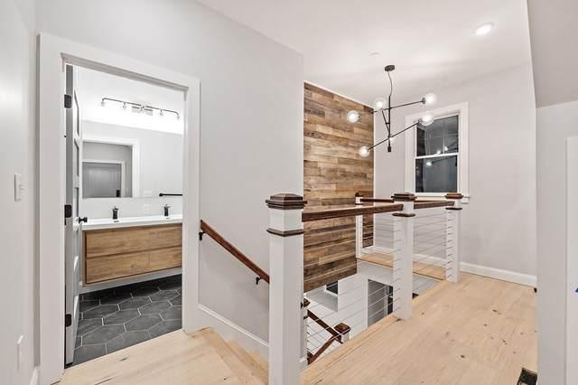 375 Hyde Park Ave #1, Boston, MA 02131 (MLS #72749855) :: Westcott Properties