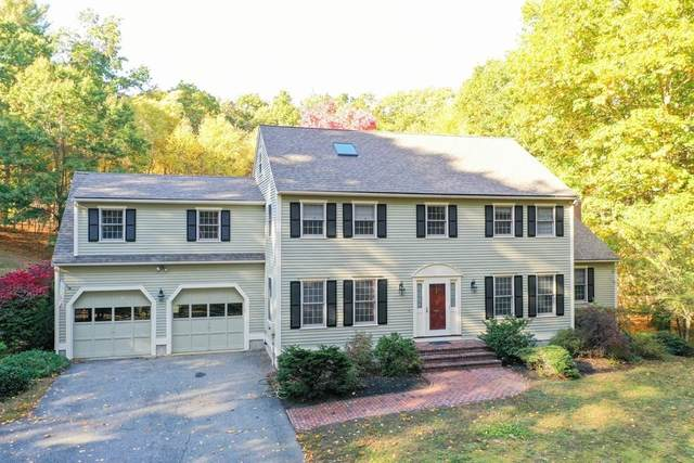 19 Sassafras Rd, Westford, MA 01886 (MLS #72749856) :: The Gillach Group