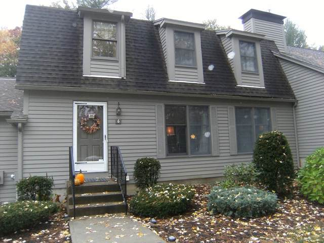 419 Southwick Rd B6, Westfield, MA 01085 (MLS #72749862) :: The Gillach Group