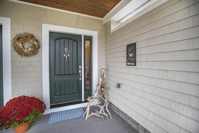 60 New Driftway #15, Scituate, MA 02066 (MLS #72749867) :: The Gillach Group