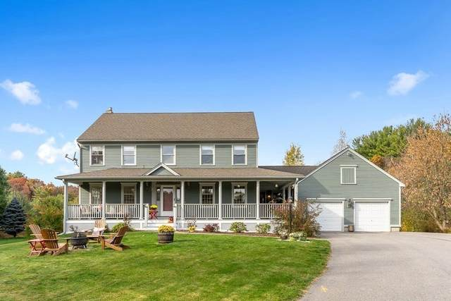 11-R Almeria Circle, Westford, MA 01886 (MLS #72749872) :: The Gillach Group