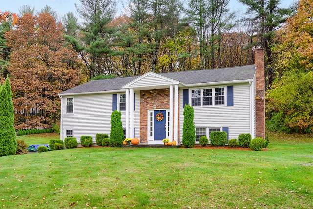11 Farragut Way, Holden, MA 01520 (MLS #72749876) :: The Gillach Group