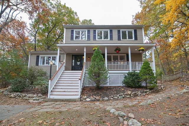 5 Rockland Ter, Natick, MA 01760 (MLS #72749877) :: The Gillach Group