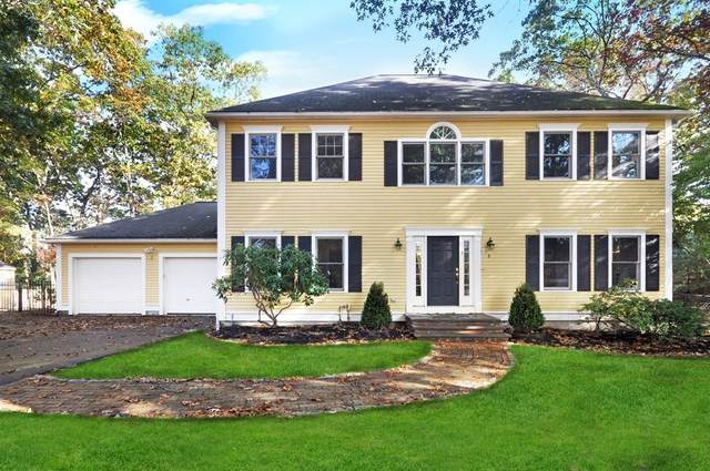 8 Marshall Ave, Natick, MA 01760 (MLS #72749879) :: The Gillach Group