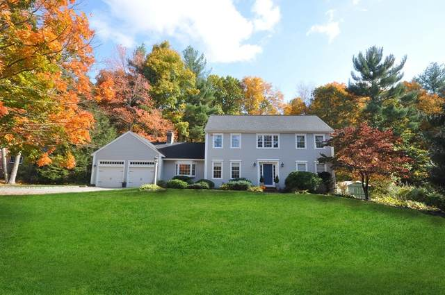 6 Stoneymeade Way, Acton, MA 01720 (MLS #72749880) :: The Gillach Group