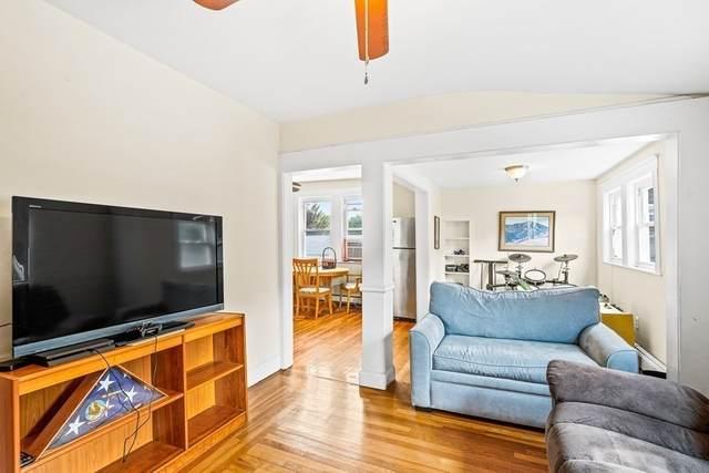 7 Prescott Ave C, Chelsea, MA 02150 (MLS #72749891) :: Maloney Properties Real Estate Brokerage