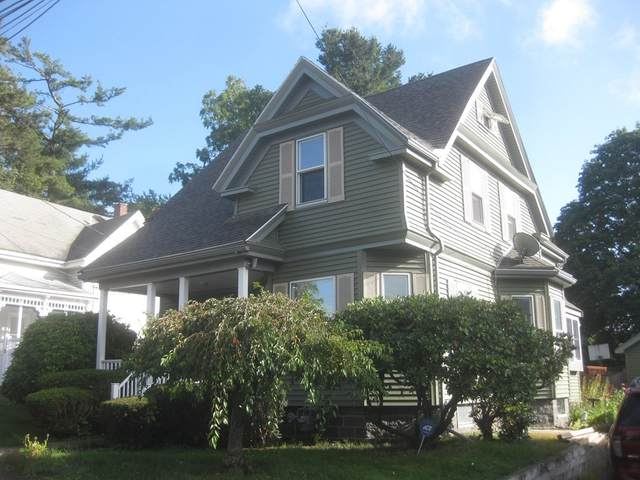 148 Temple Street, Whitman, MA 02382 (MLS #72749894) :: The Gillach Group