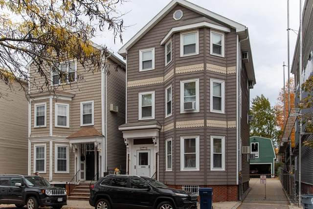 642 E 7Th St, Boston, MA 02127 (MLS #72749896) :: The Gillach Group