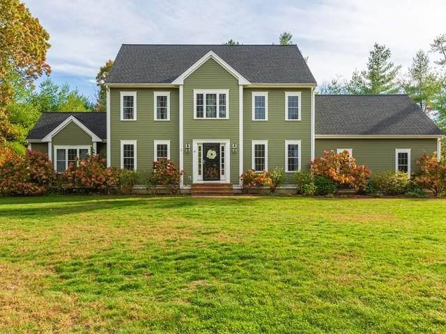 45 Hartswoods Way, Bridgewater, MA 02324 (MLS #72749913) :: Maloney Properties Real Estate Brokerage
