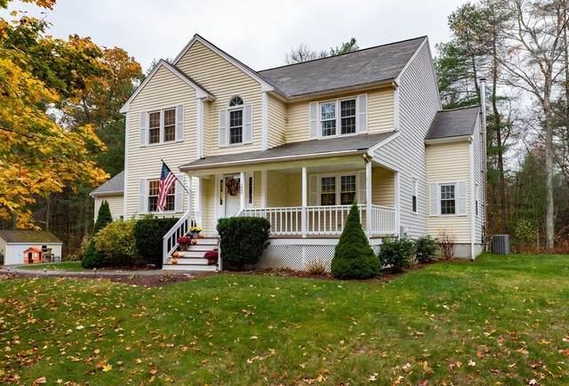 125 Rivers Edge Dr, Middleboro, MA 02346 (MLS #72749915) :: Maloney Properties Real Estate Brokerage