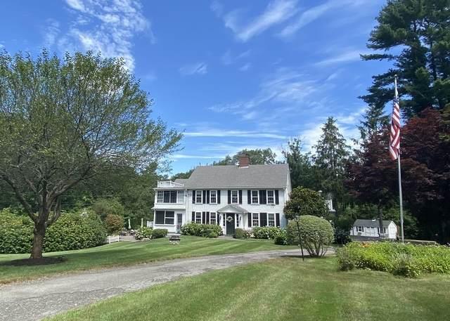265 Old Oaken Bucket Rd, Norwell, MA 02061 (MLS #72749917) :: Maloney Properties Real Estate Brokerage