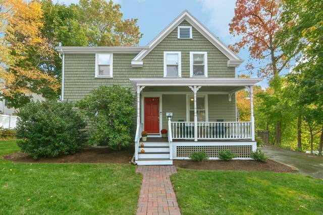 17 Eldridge Place, Westwood, MA 02090 (MLS #72749923) :: Trust Realty One