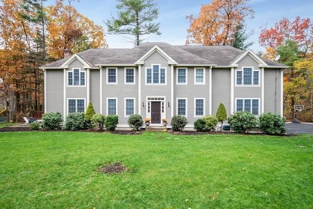 108-B Newtown Rd, Acton, MA 01720 (MLS #72749968) :: Maloney Properties Real Estate Brokerage