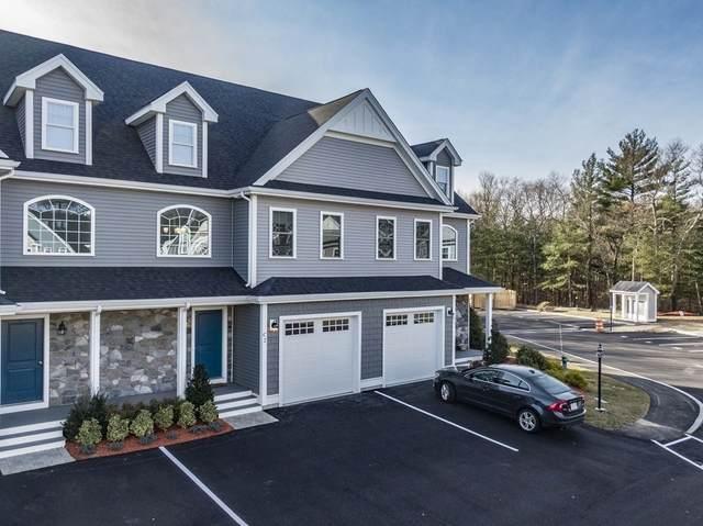 70 Lebaron Blvd. #5, Lakeville, MA 02347 (MLS #72749978) :: Maloney Properties Real Estate Brokerage