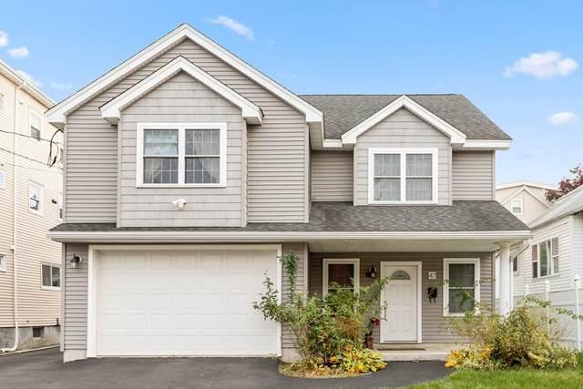 47 Rock Valley Ave, Everett, MA 02149 (MLS #72749989) :: Maloney Properties Real Estate Brokerage