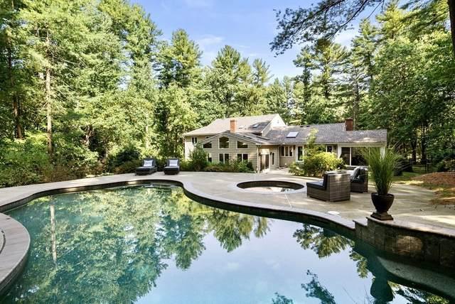 19 Indian Hill Rd, Weston, MA 02493 (MLS #72749995) :: Maloney Properties Real Estate Brokerage