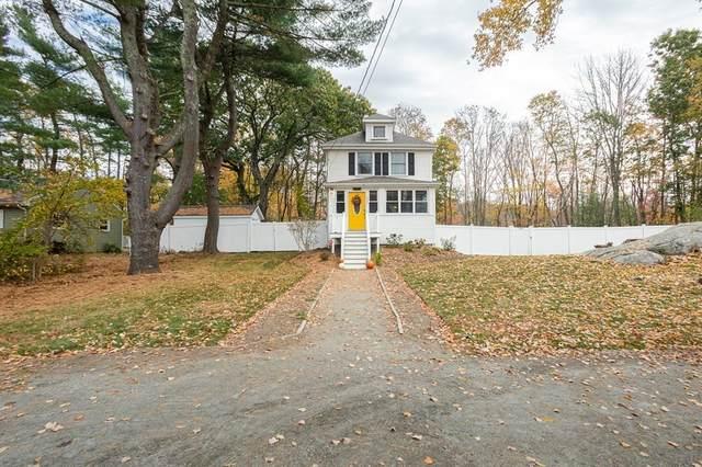 1357 Turnpike St, Stoughton, MA 02072 (MLS #72750001) :: Maloney Properties Real Estate Brokerage