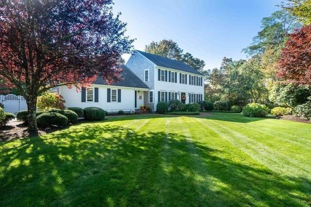 32 Buxus Shores Cir, Sandwich, MA 02563 (MLS #72750009) :: Maloney Properties Real Estate Brokerage
