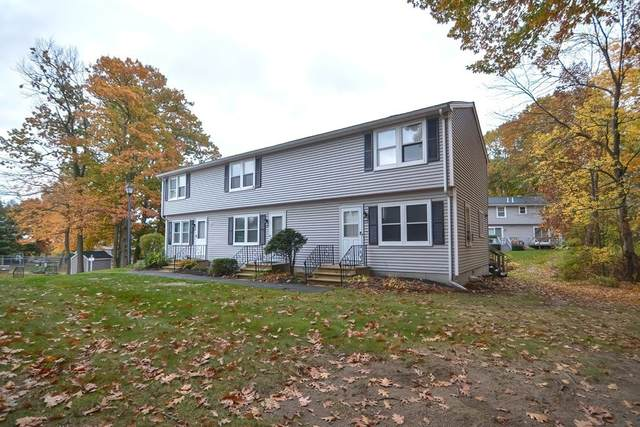 270 Sunderland Rd #72, Worcester, MA 01604 (MLS #72750017) :: Anytime Realty