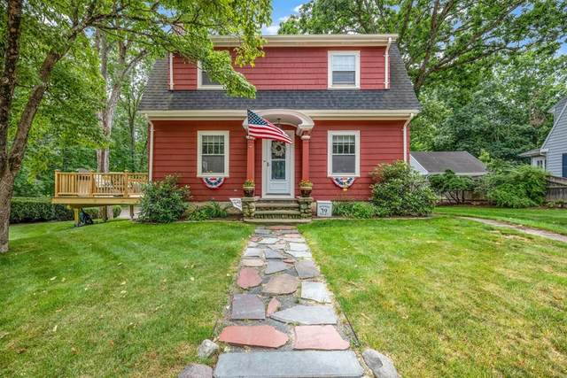 77 Holden St, Attleboro, MA 02703 (MLS #72750038) :: Anytime Realty
