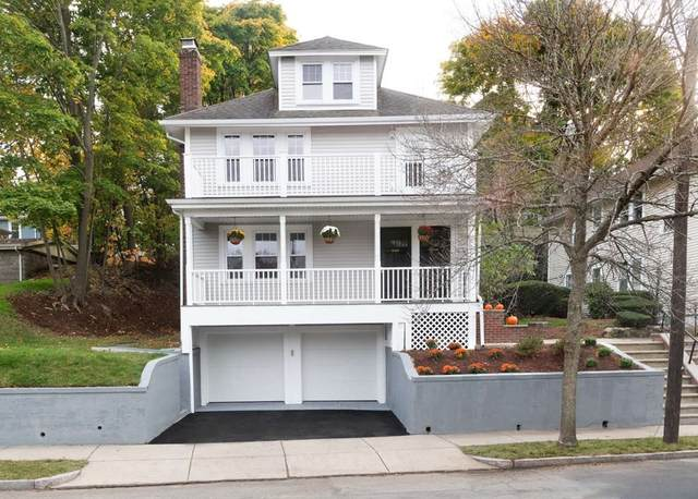 730 Belmont St #2, Watertown, MA 02472 (MLS #72750043) :: Conway Cityside