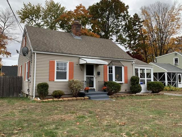 154 Mayflower Rd, Springfield, MA 01118 (MLS #72750044) :: Anytime Realty