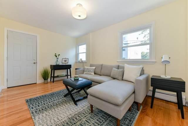 281 Chelsea Street #2, Boston, MA 02128 (MLS #72750047) :: Anytime Realty