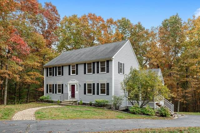 36 Vose Hill Road, Westford, MA 01886 (MLS #72750059) :: Anytime Realty