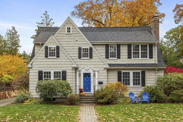 116 Plymouth Road, Newton, MA 02461 (MLS #72750070) :: Trust Realty One