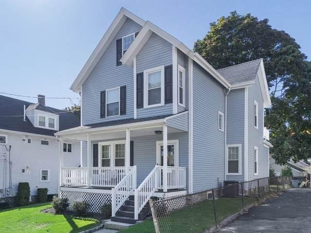 34 Lawrence Street, Waltham, MA 02451 (MLS #72750176) :: Trust Realty One