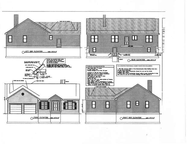 Lot 3 Goldthwaite Road, Northbridge, MA 01588 (MLS #72750322) :: The Seyboth Team